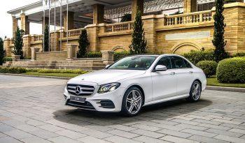 Đánh giá sơ bộ xe Mercedes-Benz E 350 AMG 2019
