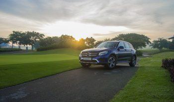 Mercedes-Benz GLC 200 chốt giá chính thức 1,684 tỷ đồng