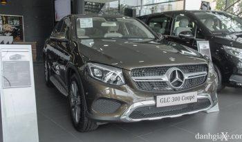 Đánh giá sơ bộ xe Mercedes-Benz GLC-Class 2018